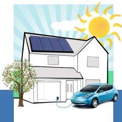 solar-powered-ev-nissan-leaf