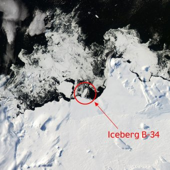 melting-iceberg-from-space