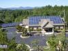 168 Panel Solar PV Array In Dahlonega, GA