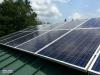 North Carolina Solar PV Panel Install Mocksville