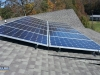 Taylorsville NC Solar PV Powered Home Install