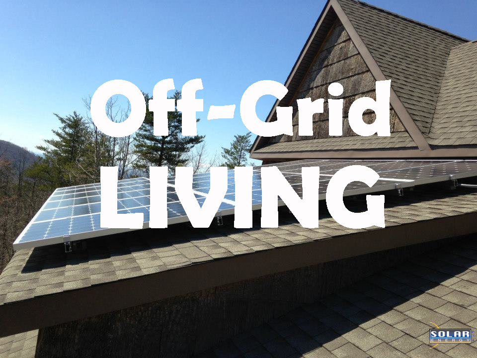 The Off-Grid Living blog series discusses solar + battery backup solutions.