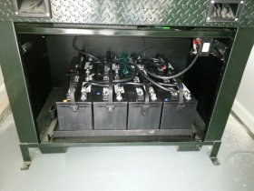battery-bank-tied-to-off-grid-solar-panel-system