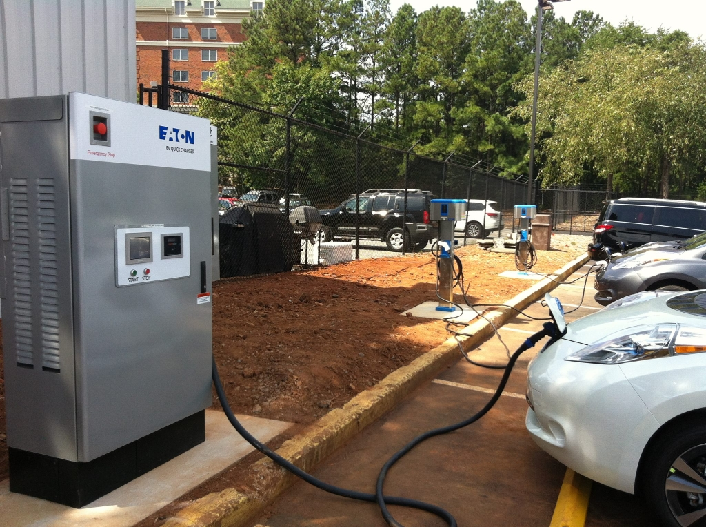 Regal Nissan In Roswell Ga Has A Free Ev Fast Charger