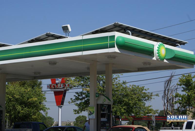 Commercial Install in Atlanta Georgia & Commercial Solar Install Case Study: 288 Panel Solar PV In Atlanta GA