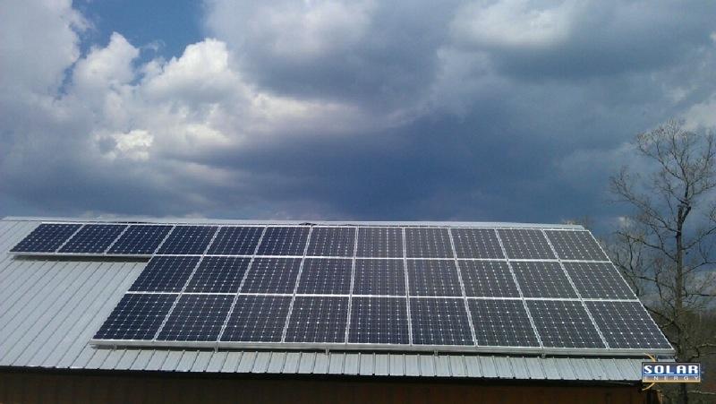 Residential Solar Install Case Study: 30 Panel Solar PV Off