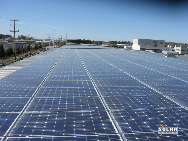 commercial solar install case study 1 350 solar pv array in myrtle rh solarenergy usa com