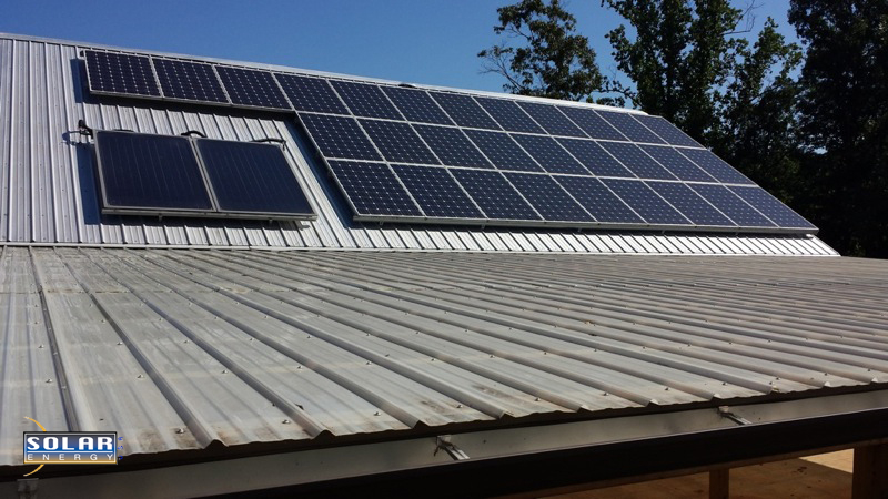 Residential Solar Install Case Study: 30 Panel Off-Grid